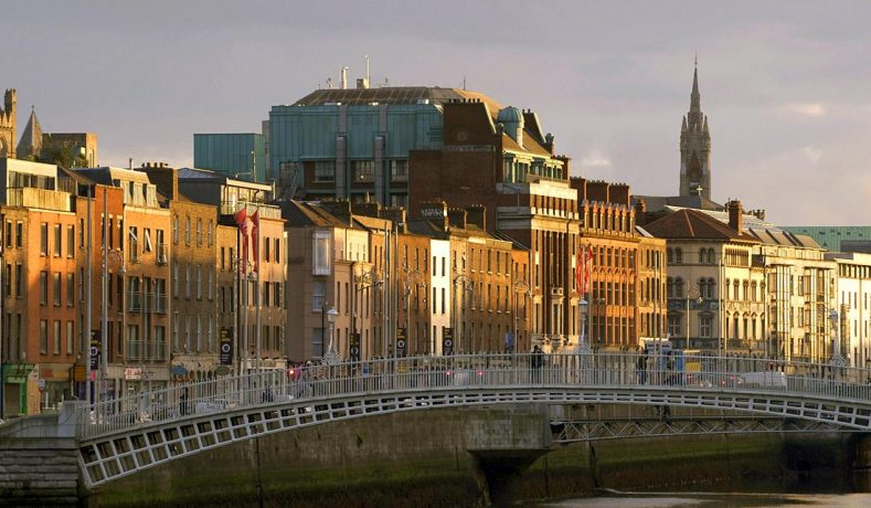 Dublino Scoprire la città a costo zero