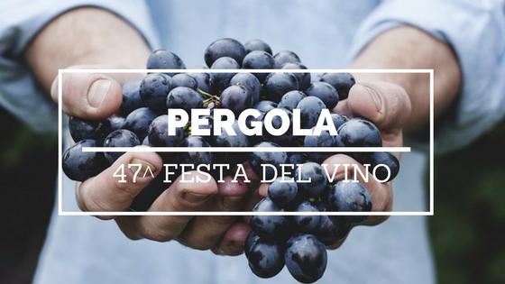 Pergola, 47^ Festa del Vino: degustazioni, musica e la Vin Color Run