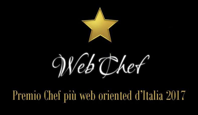 Il Premio Web Chef 2017 si terrà a Pesaro