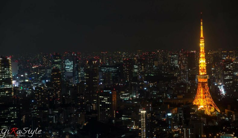 Tokyo dall'alto: i cinque punti panoramici consigliati!